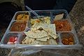 Lunch Items - Bengali Wikipedia 10th Anniversary Celebration - Jadavpur University - Kolkata 2015-01-09 2852.JPG