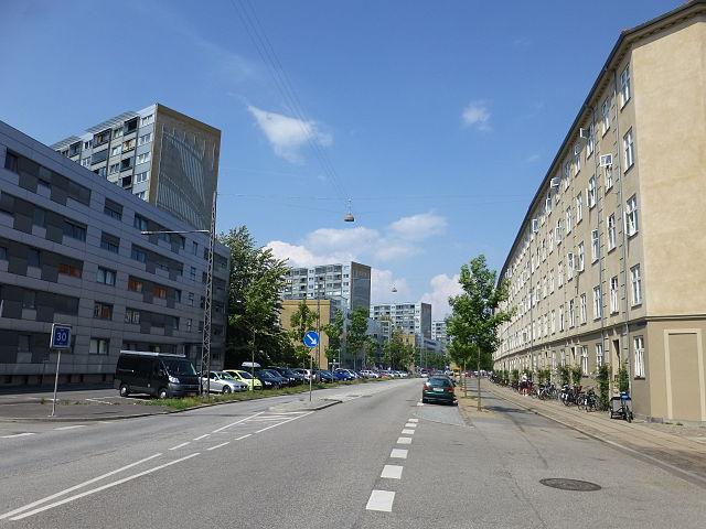 В ходе очередной перестрелки между бандитами пуля залетела в квартиру жителя Копенгагена