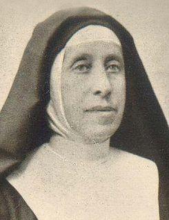 Maria Therese von Wüllenweber German nun