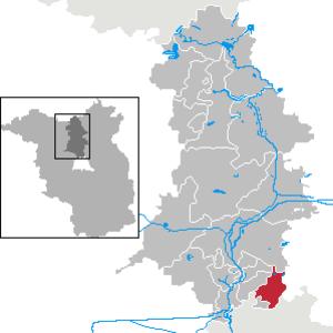 Mühlenbecker Land - Image: Mühlenbecker Land in OHV
