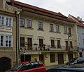 Městský dům (Hradčany), Praha 1, Pohořelec 6, Hradčany.JPG