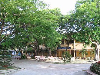 Qui Nhơn - Quốc học Quy Nhơn high school, a gifted school