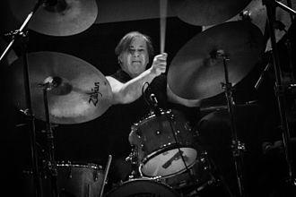 Magma (band) - Christian Vander at Roadburn Festival 2017