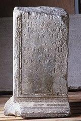 Inscription Ra 326