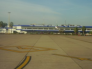 Mazatlán International Airport - Image: MZT terminal 1