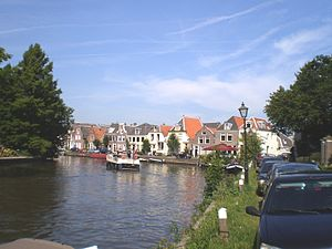 Stichtse Vecht - River through Maarssen