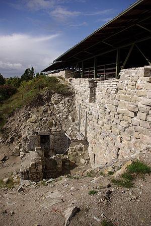 Maasilinna Castle - Image: Maasi linnus