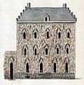 Maastricht, Bredestraat, geboortehuis Lambertus (Ph v Gulpen).jpg