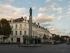 Maastricht, scultptuur Stationsstraat-Wilhelminasingel foto8 2014-10-19 17.45.jpg