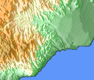 Mabla Mountains mountain