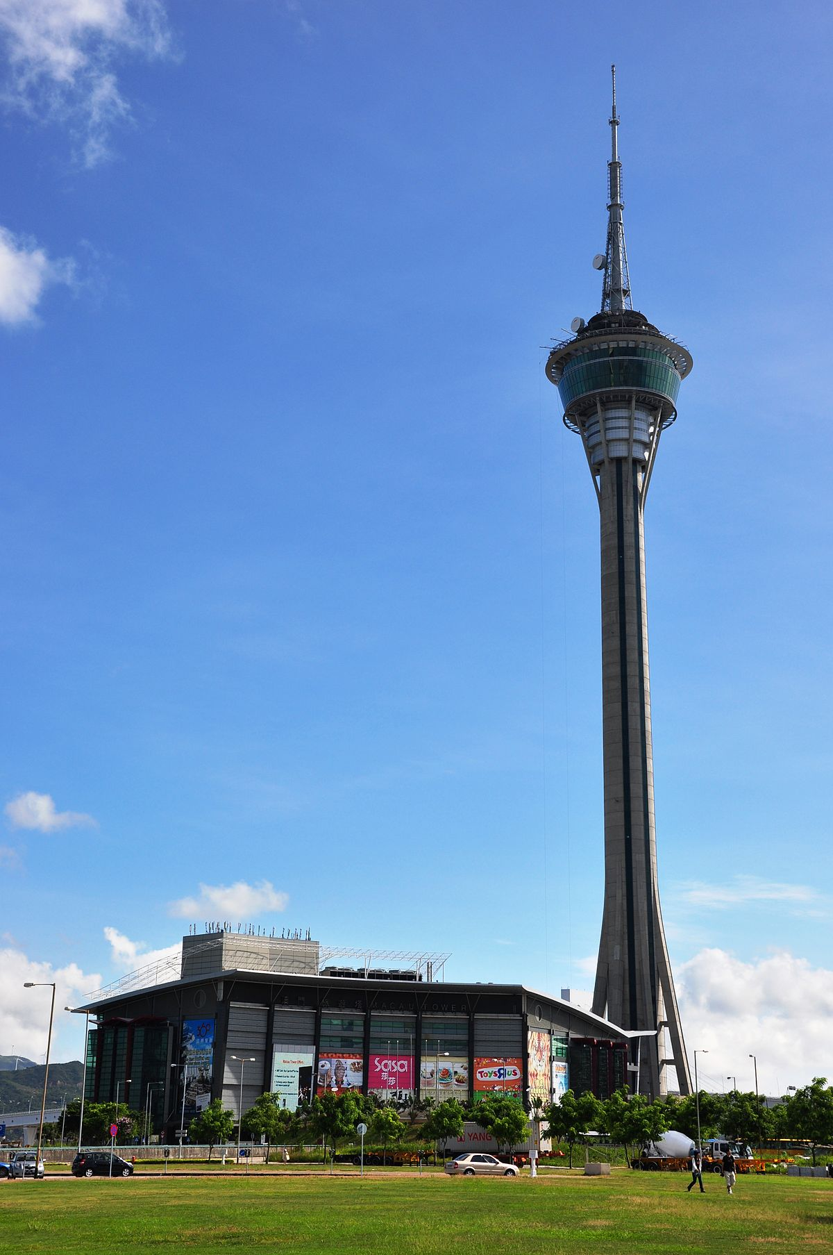 tours travels macau tower - photo #20