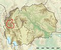 Macedonia relief Bistra location map.jpg