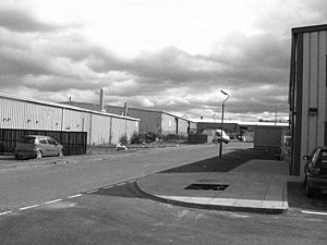 Macmerry - Macmerry Industrial Estate