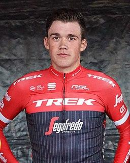 Mads Pedersen (cyclist) Danish cyclist