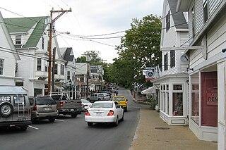 Vineyard Haven, Massachusetts Census-designated place in Massachusetts, United States