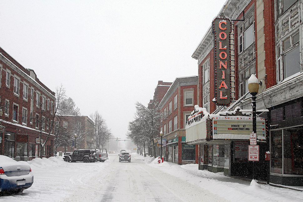 Main Street in Laconia