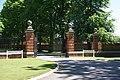 Main entrance to Cheveley Park Stud - geograph.org.uk - 1921034.jpg