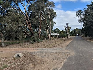 Bellmount Forest Town in New South Wales, Australia