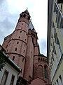 Mainz - Dom St. Martin von der Domstraße aus gesehen - panoramio.jpg