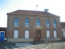Mairie d'Hesdigneul-lès-Béthune.JPG