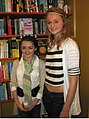 Maisie Williams and Sophie Turner 2009.jpg