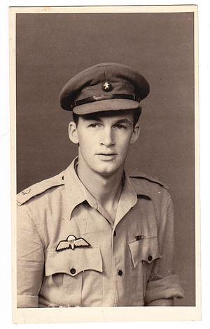 Bill Travers - Major Bill Travers MBE