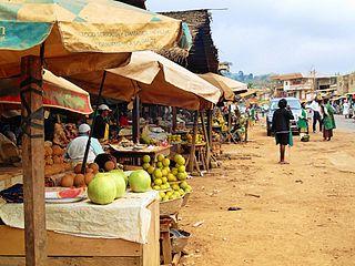 Makénéné Commune and town in Centre, Cameroon