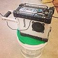 Makita DMR101 construction boombox DAB radio with carry handle.jpg