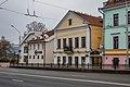 Maksima Bahdanoviča, Trajeckaje suburb (Minsk) 11.jpg