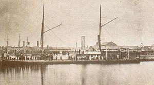 USS Oneota (1864) - Image: Manco Capac