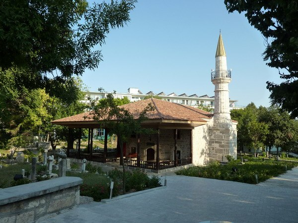 Mangalia Mosque1020578