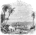 Manila Bay, early 1800s.jpg
