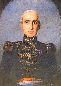 Guerra contra la Confederación Perú-Boliviana (1836-1839) 200px-ManuelBlancoEncalada