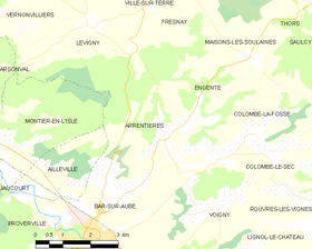 Map commune FR insee code 10011.png