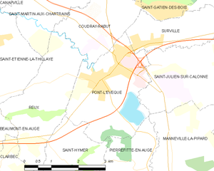 Map commune FR insee code 14514.png
