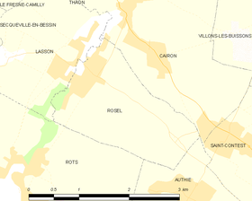 Map commune FR insee code 14542.png