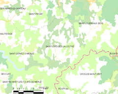 Map commune FR insee code 19193.png