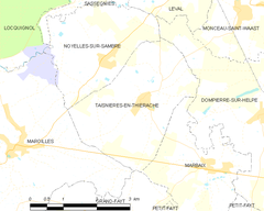 Map commune FR insee code 59583.png