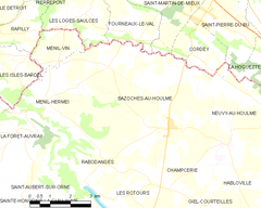 Map commune FR insee code 61028.png