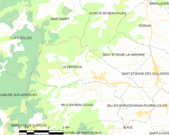 Map commune FR insee code 69151.png