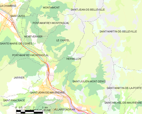 Map commune FR insee code 73135.png
