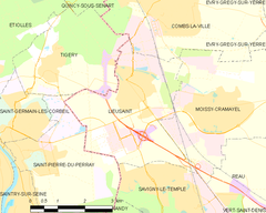 Map commune FR insee code 77251.png