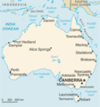 Map of Australia est.png