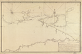 Map of Northeastern Coast of Venezuela Including Trinidad and Tobago Islands WDL671.png
