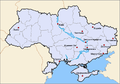 Map of Ukrainian Premier League 2008-09-Ukrainian.png