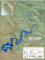 Map of proposed Temperance Flat Dam.png