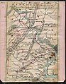 Map of the Potomac River ~1862 by Sneden LOC.jpg