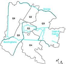 Consorzio zip wikipedia for Arredamenti padova e provincia