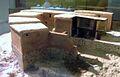 Maqueta de un sector del Castellet de Bernabé 4.JPG