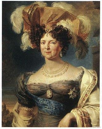 Мария Фёдоровна (жена Павла I)